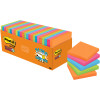 POST-IT SUPER STICKY NOTES 654-24SSAU-CP Rio De Janeiro 76x76mm Pack of 24