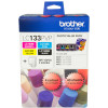 BROTHER INK CARTRIDGE LC-133PVP Photo Value Pack