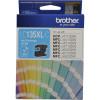 BROTHER INK CARTRIDGE LC-135XLC High Yield Cyan
