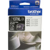BROTHER INK CARTRIDGE LC-137XLBK High Yield Black