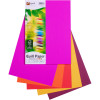 Quill XL Multioffice Paper A4 80gsm Hot Colours Assorted Pack of 100