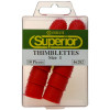 SUPERIOR THIMBLETTES SIZE 1 - Box of 10