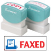 XSTAMPER STAMP CX-BN 2023 FAXED WITH ICON