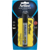 Artline 577 Whiteboard Eraser Magnetic Includes 577 Marker Black