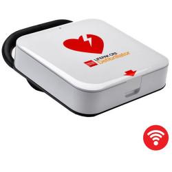 Lifepak CR2 Essential Defibrillator Semi Automatic White