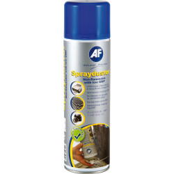 AF SPRAYDUSTER AIRDUSTER 125ml Non Flamable Invertable