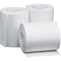 MARBIG REGISTER ROLLS 57mm x 70mm x 11.5mm Thermal Pack of 4