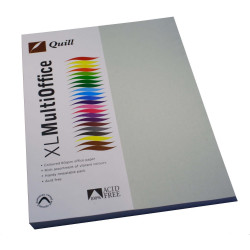 Quill XL Multioffice Paper A4 80gsm Grey Pack of 100