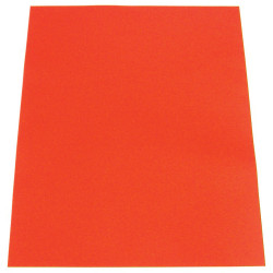 Colourful Days Colourboard A4 200gsm Scarlet Red Pack of 50