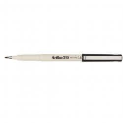 ARTLINE 210 FINELINER PEN 0.6mm Black