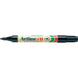 ARTLINE 70 PERMANENT MARKER Bullet Black