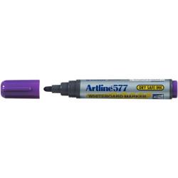 ARTLINE 577 WHITEBOARD MARKER Bullet Purple