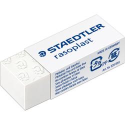 STAEDTLER RASOPLAST ERASERS Med 43x19x13mm For Pencil