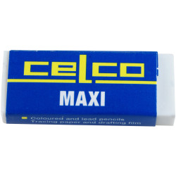Celco Maxi Eraser For Coloured & Lead Pencils