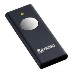 NOBO P1 LASER POINTER Silver/Black