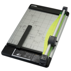 CARL DC250 PAPER TRIMMER A2 Heavy Duty 653mm 20 Sheet Capacity