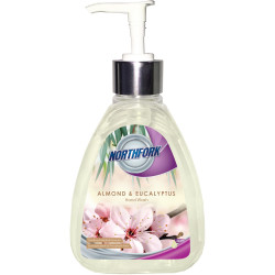 NORTHFORK LIQUID HAND WASH Almond & Eucalyptus 250ml