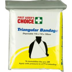 TRAFALGAR TRIANGULAR BANDAGE Triangular Bandage 110cmx155cm